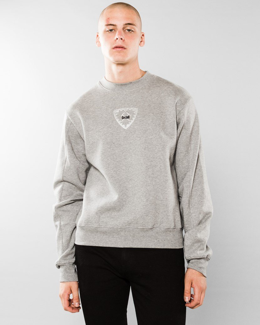Crewneck With Embroidery
