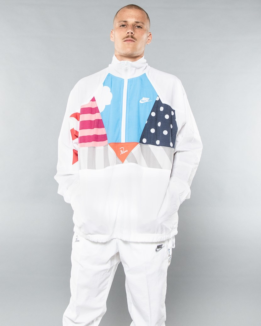 ed3728f876 Parra Warm Up Tracksuit by Nike