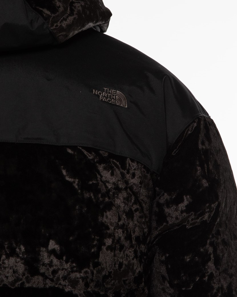 6100a2845 Urban velvet Nuptse Jacket by The North Face