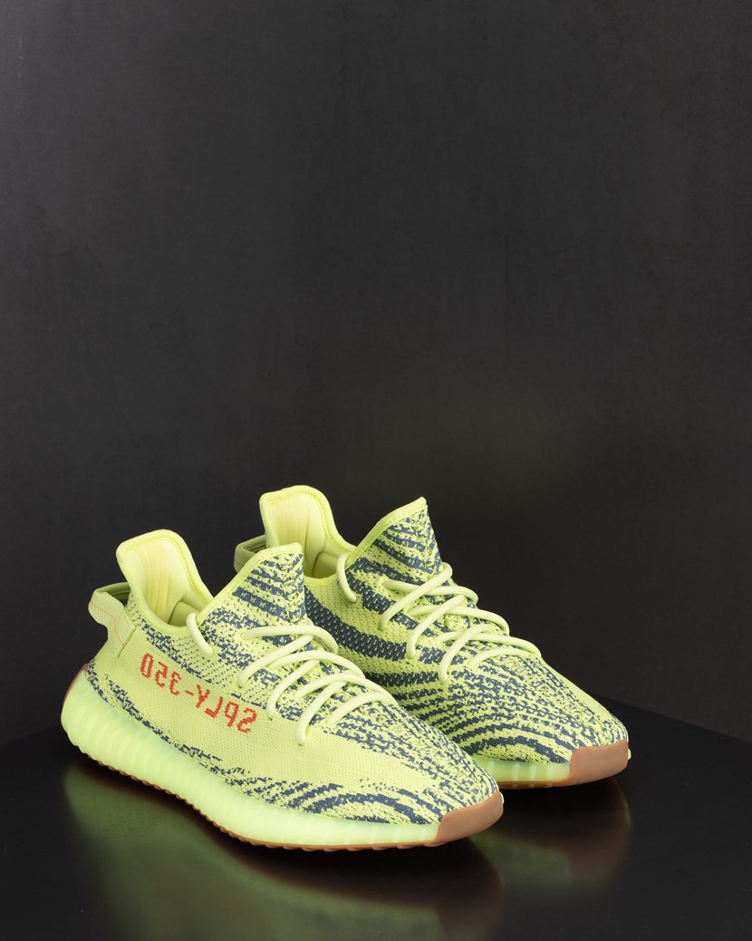 293ca7f5d1b Yeezy Boost 350 V2 Semi-Frozen Yellow by adidas