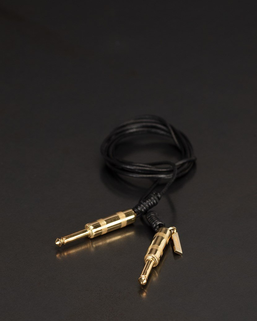 Jack Plug Necklace