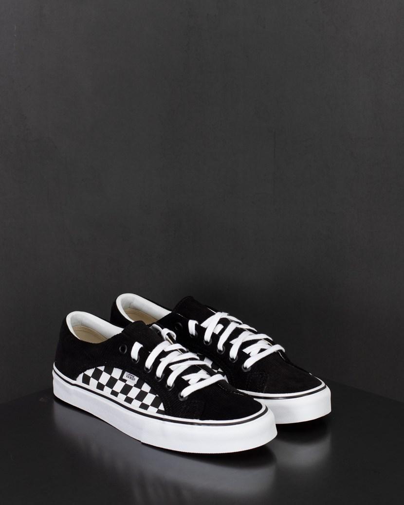 b55646a554f918 Lampin Checker Black Cord by Vans