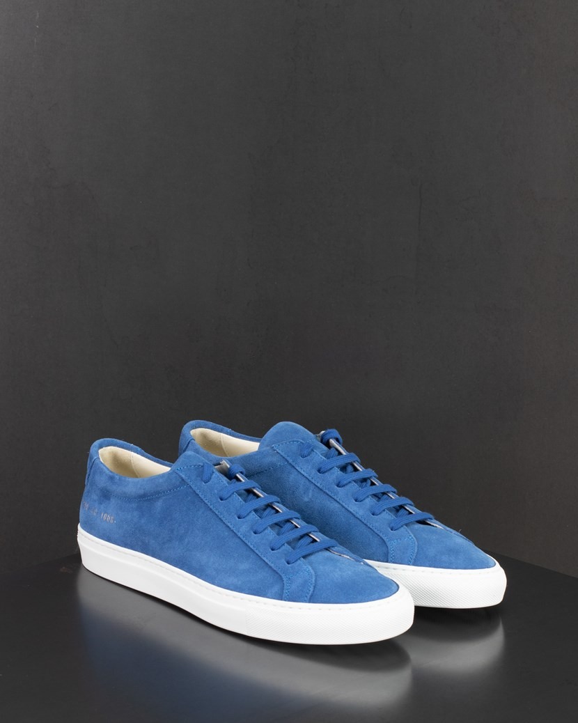 45ec8a2e8b54 Original Achilles Low In Suede - 1006 by Common Projects
