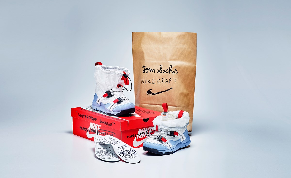 separation shoes 64c41 5d343 Nike Tom Sachs . YME Universe (Oslo, Norge)