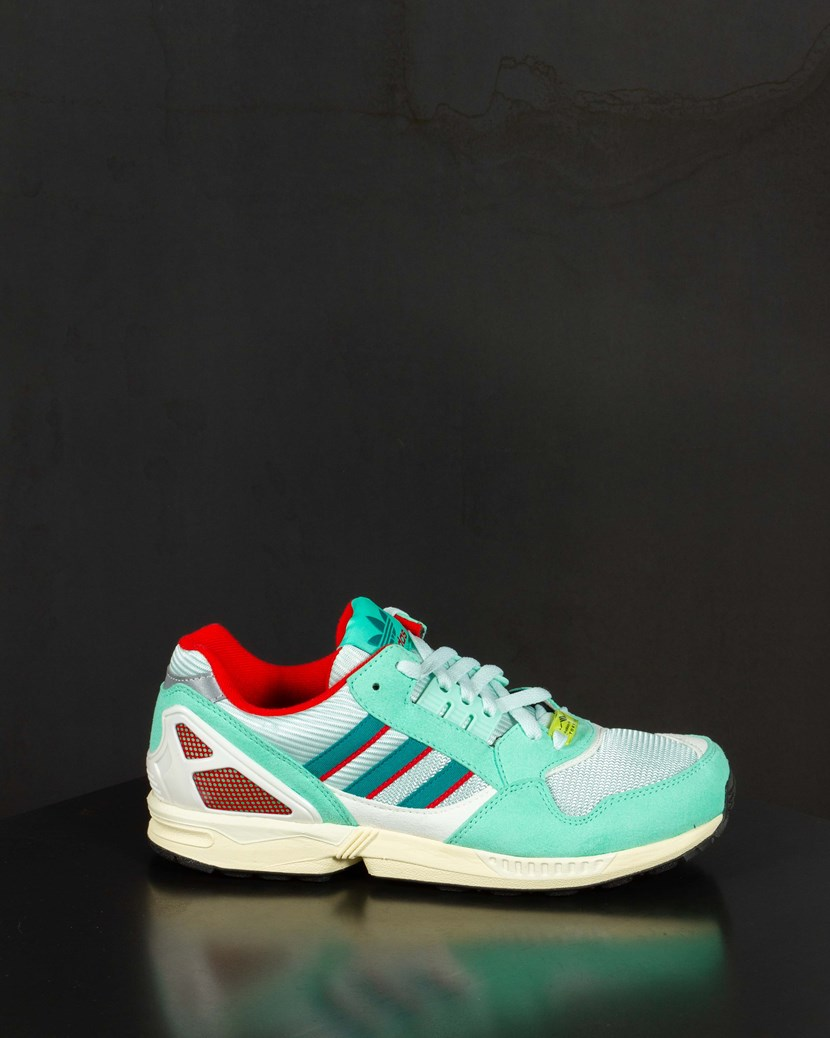 92d0c6c5 adidas zx 9000 30 years of torsion mint scarlet