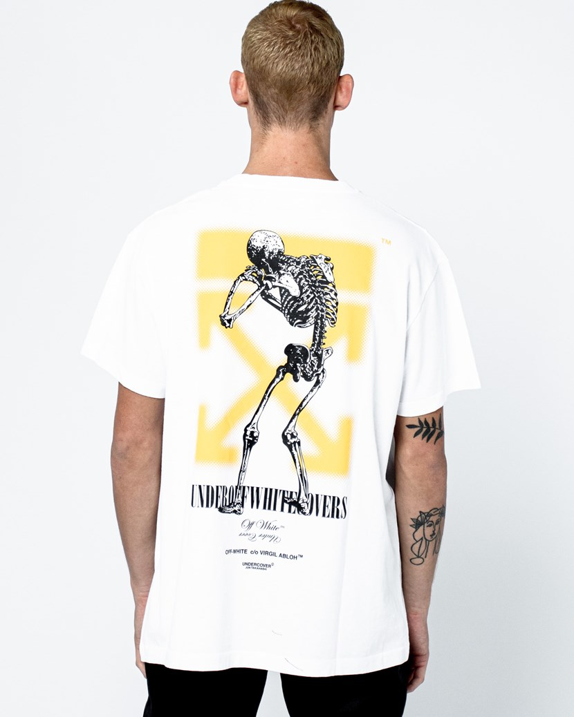 UC Skeleton Dart S/S T-Shirt