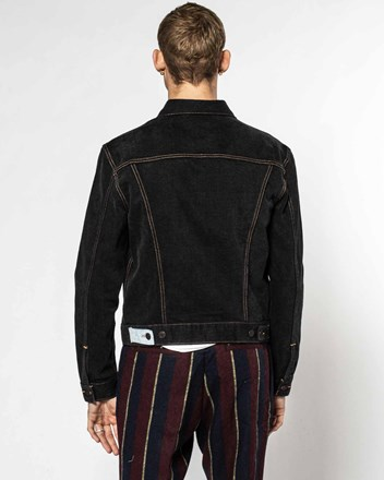 Mens Levis Patchwork Jacket