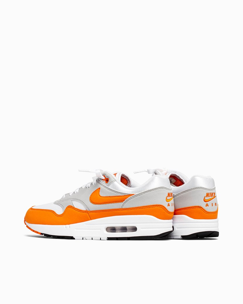 Air Max 1 Anniversary Orange By Nike