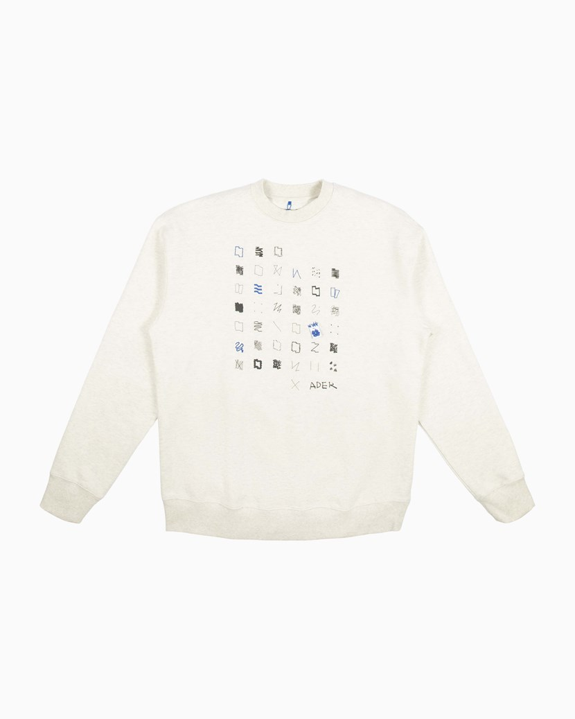 Archive Sweater