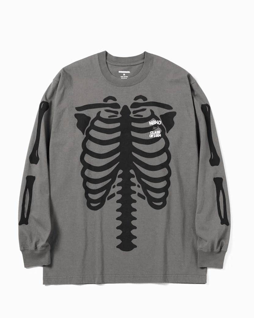 Bones LS Tee